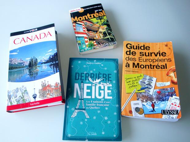 Livres Canada