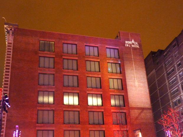 Montreal en lumière