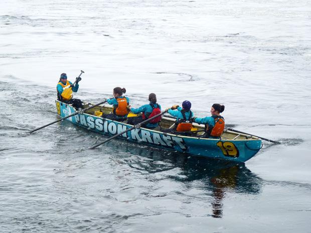 Course de canot Montréal