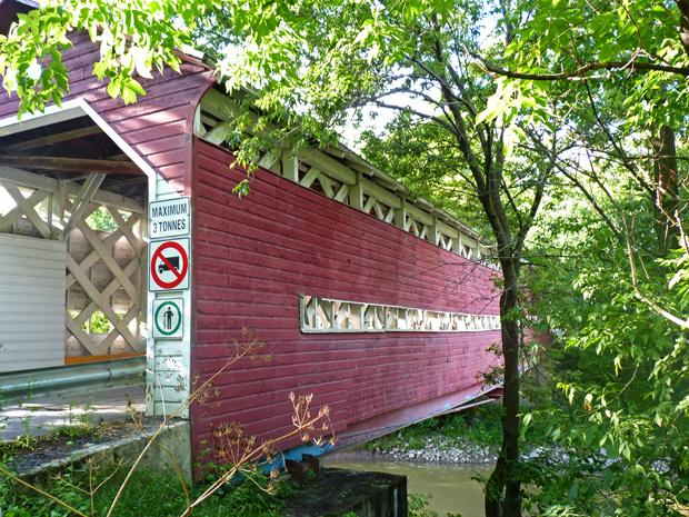 Le pont Grandchamp