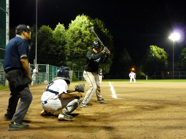Baseball Parc Lafontaine