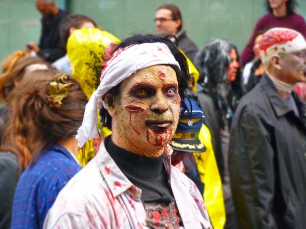 Zombie Walk Montréal