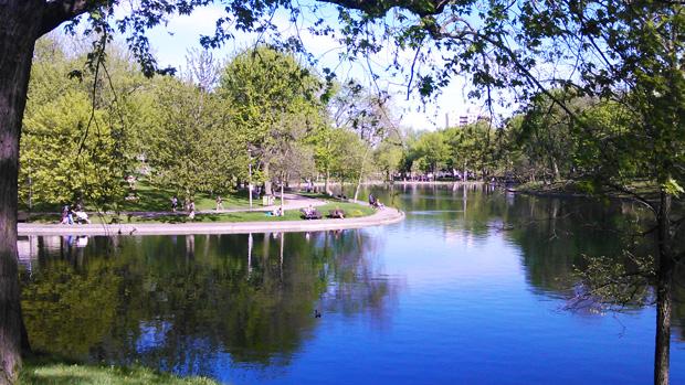 Parc LafontaineParc Lafontaine