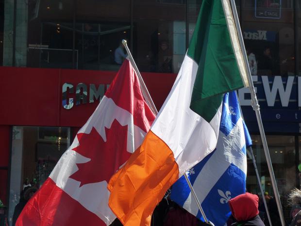Saint Patrick Montréal