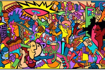 L'atelier coloré de Nils Inne