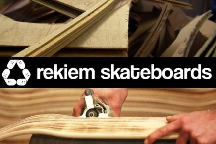La Fabrique Rekiem Skateboards