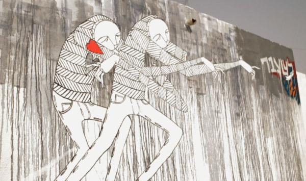Crossing Lines - Conor Harrington