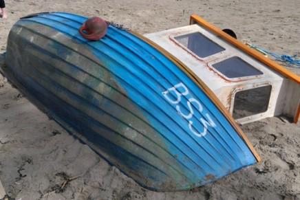 Gulp, un stop motion à la plage