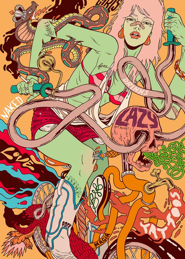 Douglas Bicicleta