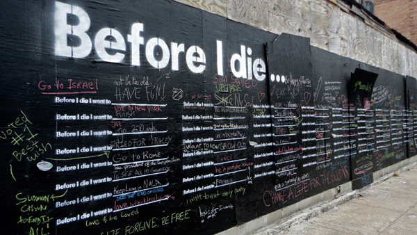 Before I Die New Orleans