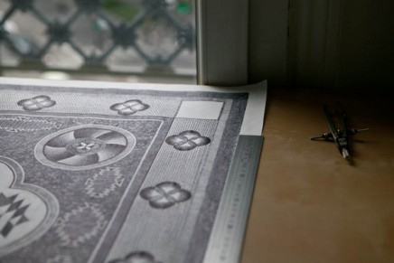Praying Carpet par Jonathan Bréchignac