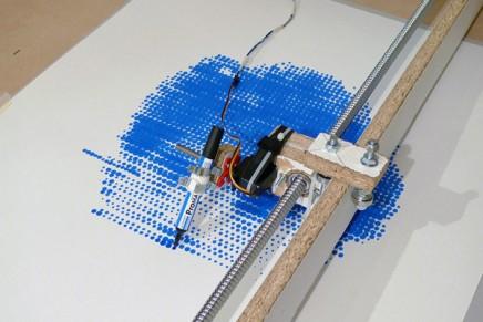 Time print machine par Paul Ferragut