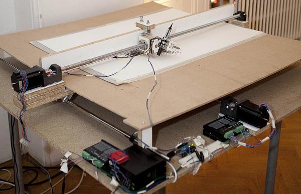 Paul Ferragut Time Print Machine