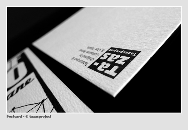 Tazas Project Cartes postales