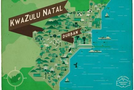 Radio, graphisme Sud Africain