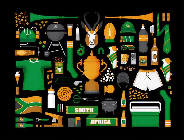 Radio Afrique du sud Rugby
