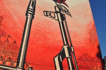 Obey, interview de Shepard Fairey, les fondements