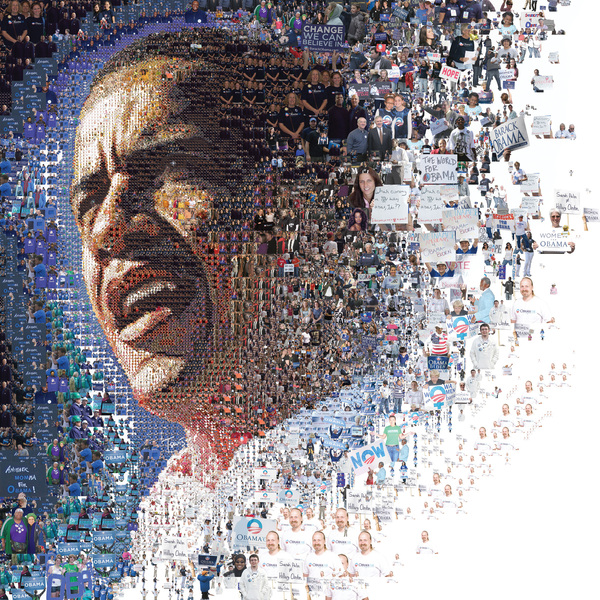 Tsevis Barack Obama