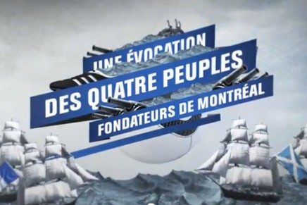 Nouveau logo de l'Impact de Montréal – MLS 2012