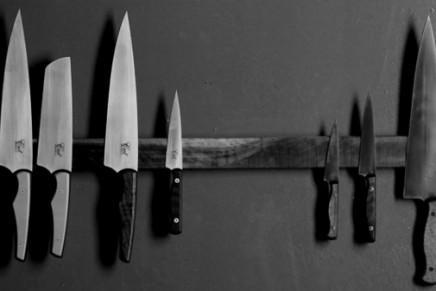 Des couteaux faits mains