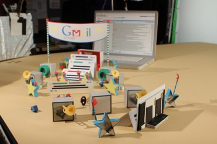 Gmail Stop Motion