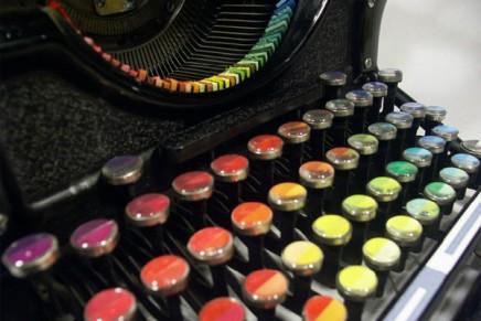 Tyree Callahan crée une machine à écrire des images