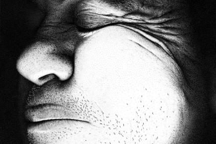 Hero, le portrait pointilliste