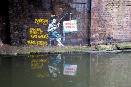 Graffiti Wars : Robbo Vs Banksy, le documentaire