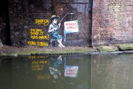 Graffiti Wars : Robbo Vs Banksy, le documentaire
