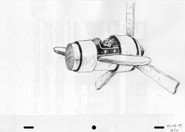 Denis Chapon 12 dessins par jours