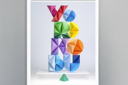 Versátil : formes et papier