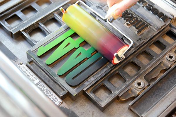 Letterpress workshop dadk