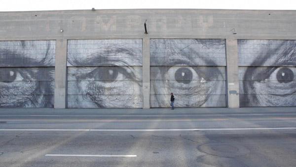 Outside In street art film