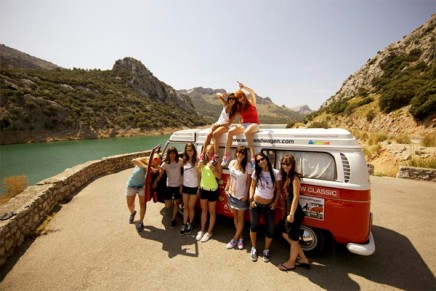 Roadtrip in Spain with the Longboard Girls Crew