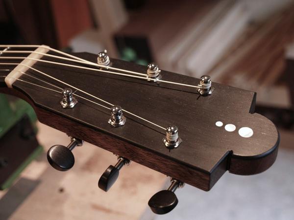 Fabriquer une guitare