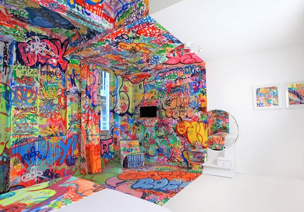 Tilt Panic Room