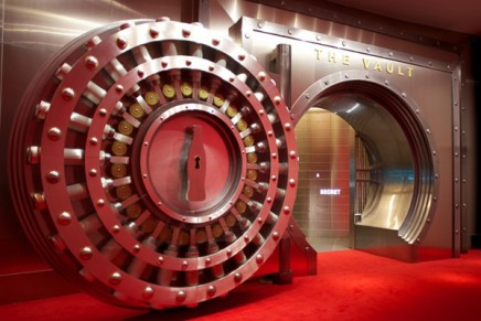 Vault Of The Secret Formula by Second Story