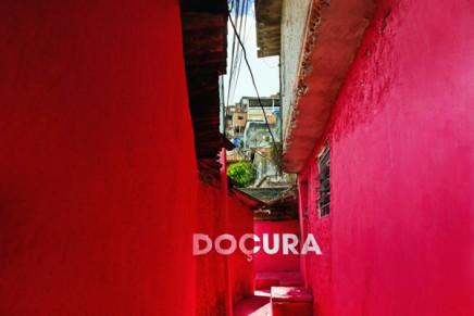 Des favelas de Sao Paulo colorées
