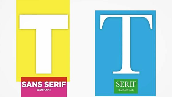 Choisir sa typographie