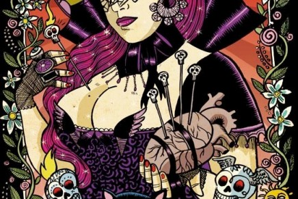 Le rock'n'roll burlesque de Marie Meier