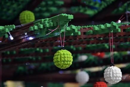Lego, un jouet à part