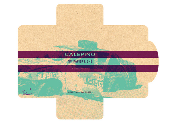 "Fabrication ""Alteration"" - CALEPINO x La Casse"