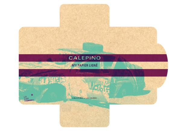 "Fabrication ""Alteration"" - CALEPINO x La Casse"