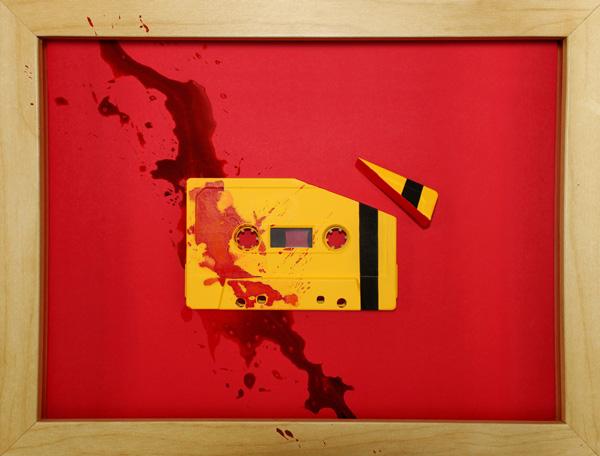Benoit Jammes K7 art