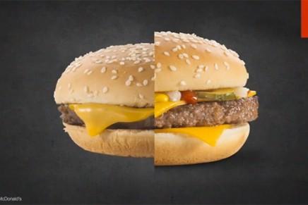 Les coulisses d'une séance photo McDonald's