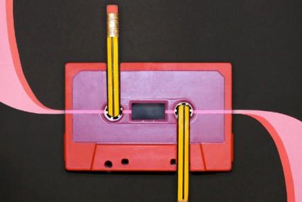 Du «K7 art» par Benoit Jammes