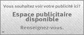 Espace pub 275x115px