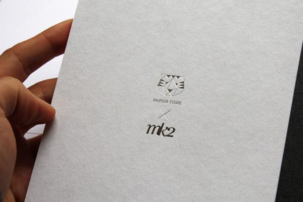 Papier Tigre - MK2