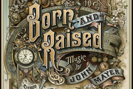 Le making-of de la pochette d'album « Born & Raised » de John Mayer