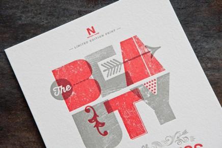 The Beauty of Letterpress